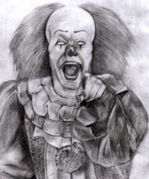pennywise by reluctantlymortal