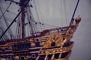 Wooden Ships - 1 by mjranum-stock