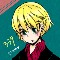 339 Kurapika~ by Foxmi