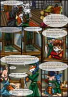 robin hood page 3 by MikeOrion