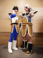 Vegeta 1 - DragonBall Z by Miri-cosplay