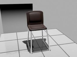 Chair Model by melissrrr