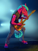 Rockin' Out by WSTopDeck