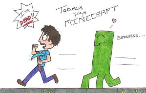 God Dang Creepers! by killALLthezombies