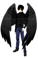 Fang of Maximum Ride by Slackerz82