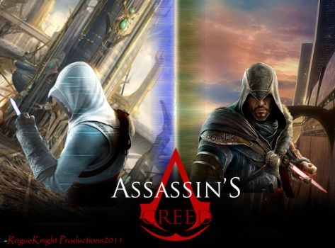 Assassin's Creed: Future Tense by RogueKnight24