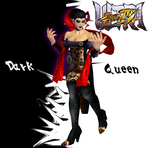 Rose Dark Queen by DragonLord720