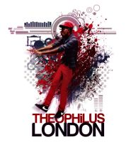 Theophilus London Art by JRxDesigns