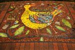 Sydney street mosaic 1 by wildplaces