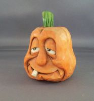 Punkin Head by StudioJsculpts