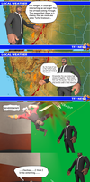 Weather forcast for Fridays by ChaosDynasty