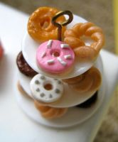 Miniature Donuts by AlliesMinis