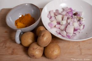 Ingredients for curry 1 by patchow