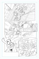 Spider-Ham Page 3 by Phil-Crash-Murphy