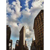 Flatiron Building- NYC by ribbon-dancer
