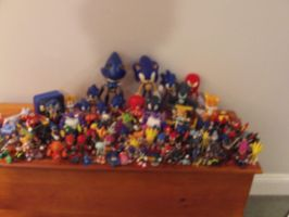 Sonic Figure Collection 4 by DominicSega123