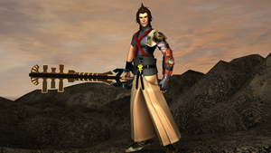 KHBBS: Terra Fanmade Model (2012) by TheRPGPlayer