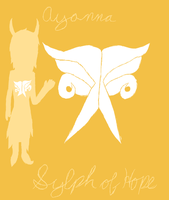 Comish-Rhyme Reason (Part 2): Sylph of Hope Shadow by RMAfan101