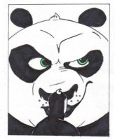 Kung Fu Panda finished by spoiler91