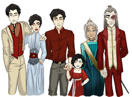 ASC 167: The Royal Family by Eira1893