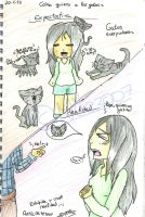 Gatos Everywhere~ by Nite3007