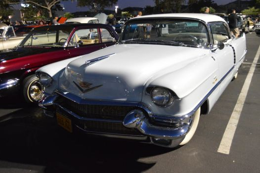 1956 Cadillac Coupe DeVille VII by Brooklyn47