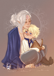 Mother and Son by AlexielApril