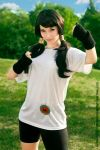 DragonBall- Videl cosplay by EnjiNight