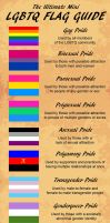 Ultimate LGBTQ Flag Guide by LeiAndLove