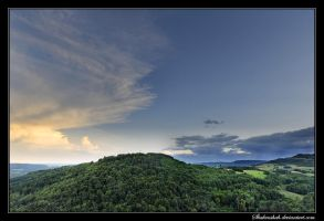 Summer afternoon II by Shahenshah