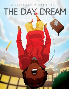 Day Dream Comic - Cover by byronelliott88