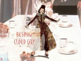 Bespin - Cloud City by lovesrogue36