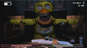 Old  Chica by MCRetroX