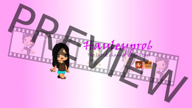 (REQUEST) Channel Art for Rachelx4321 by Fario-P