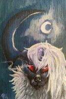 Absol by Read-the-Wind