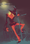 The Scarecrow by NuclearStarlight