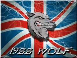 1988Wolf Flag by 1988Wolf