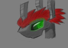 First try on speed paint by FrarahkTheRahkshi