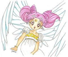 Angel ChibiUsa Colourt by usagisailormoon20