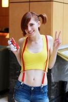 Aki-con 2009 - Misty by mintifresh