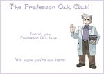Club ID by professor-oak-club