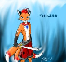 .: Tails230 - Power Within:. by ChaserTech
