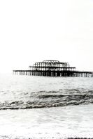 Brighton Pier by lorni3
