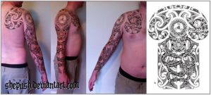 .:Full sleeve:. by shepush
