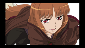 Spice and Wolf : Horo Vector 2 by Takeshi-PosesseD