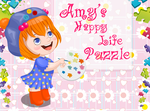 Amys Happy Life Puzzle by kute89