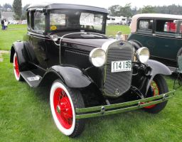 1930 Ford Model 'A' by Photos-By-Michelle