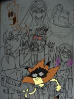 guardians and the galaxy by HINCAPIE319