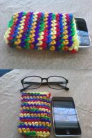 iPod iPhone Eye Glass in FWs by ambiguousginger