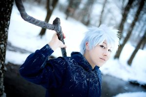 Jack Frost - Into the Deep Woods by stormyprince